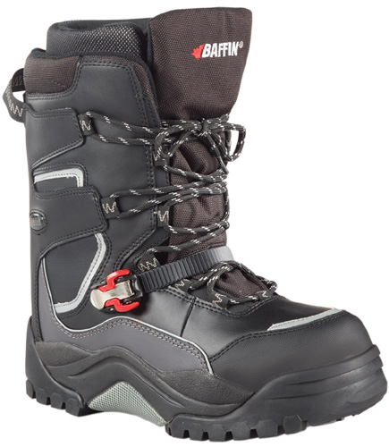 BAFFIN HURRICANE BOOTS BLACK MENS