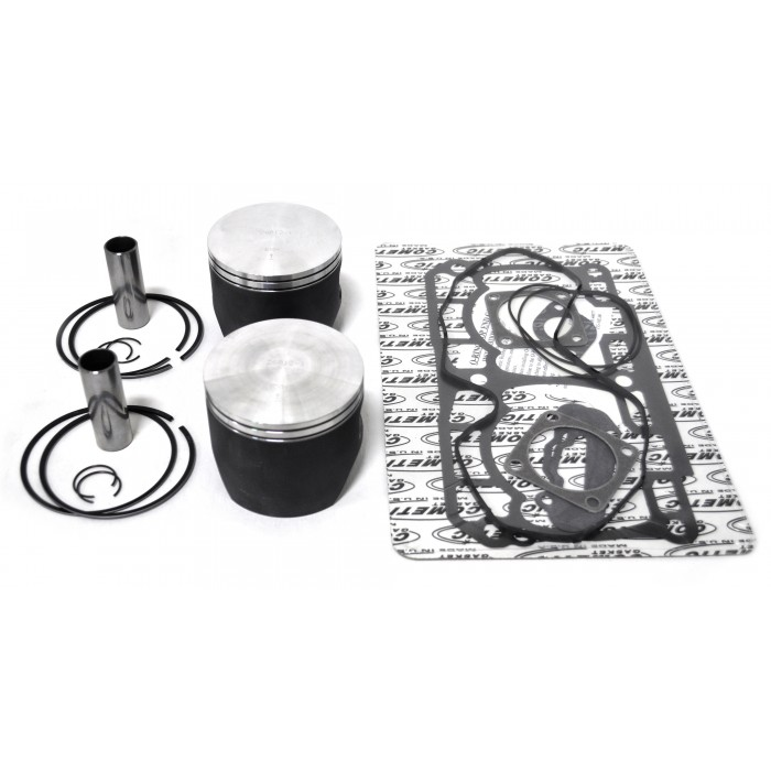 Wossner Rev 800 Durability Dual Ring Piston Kit